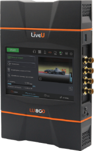 LU800. LiveU's breakthrough all-in-one production-level field unit.